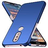 TenYll Hülle für Nokia 4.2, [Ultra Slim] PC Schutzhülle Stoßfest,Cover Etui leichte Handy-Tasche Handyhülle Schutzhülle für Nokia 4.2 -Blau