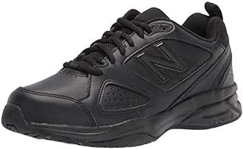 New Balance Men's 623 V3 Casual Comfort Cross Trainer, Black, 10