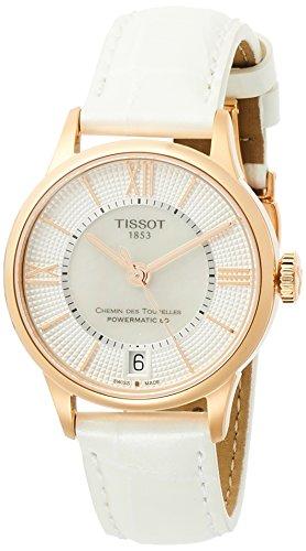 Tissot CHEMIN DES TOURELLES POWERMATIC 80 T099.207.36.118.00 Orologio automatico donna