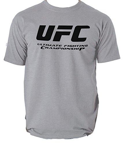Stedman UFC Ultimate Fighting Championship Tshirt Gym Training (Medium) Black