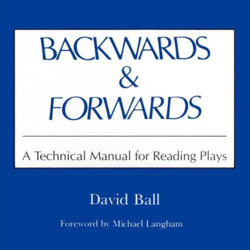 Backwards & Forwards audiobook cover art