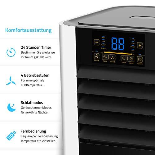 Home Deluxe Mokli XL 4in1 Klimaanlagen-Set Erfahrungen & Preisvergleich