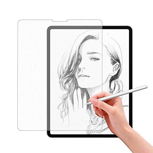 Nillkin Pellicola Prottetiva Compatible con iPad PRO 12.9 Pollice, Matte Protezione Schermo, Scrivere, disegnare e disegnare con la Matita di Apple su Carta Compatibile per iPad PRO 12.9 Pollice