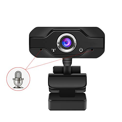 USB-camera 1080P webcam HD-webcam ingebouwde dubbele microfoon slimme desktop laptop aansluiting op een PC spel camera Windows 10/8