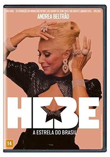 Dvd - Hebe A Estrela Do Brasil