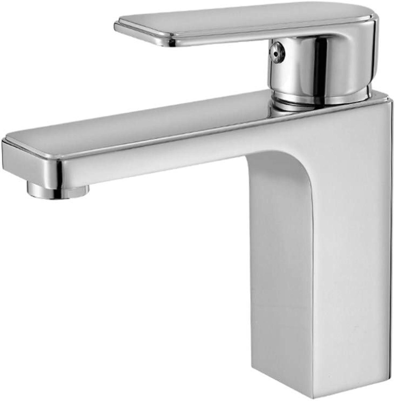 Ss Bathroom Faucet Single Cold Faucet Bathroom Basin European Black Basin Faucet Lead-free Round Faucet Brushed Nickel,Chrome
