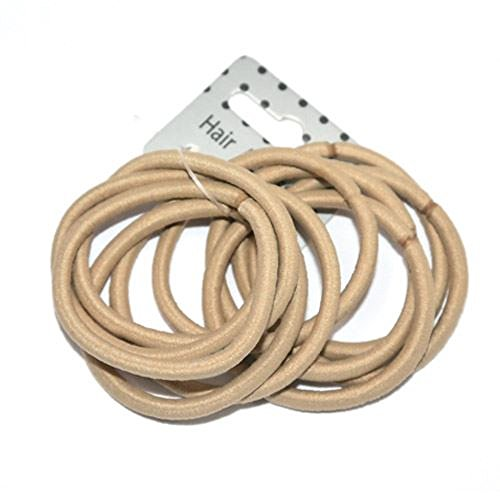 10 Light Blonde Endless Hair Elastics IN4703 by Other