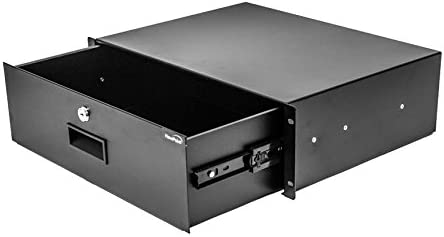 NavePoint Ranking TOP19 Server Cabinet Case 19 Inch DJ Lock New mail order Locking Mount Rack