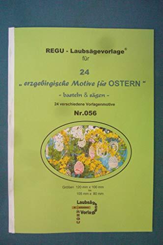 REGU-Laubsägevorlage Nr. 056