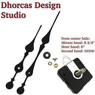 Dhorcas Threaded 1/4, 1/2, 3/4 1