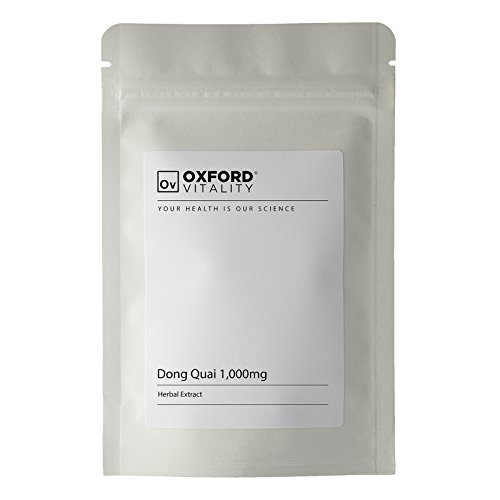 Oxford Vitality -   - Dong Quai 1000mg