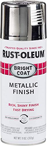RUST-OLEUM Bright Coat Metallic Spray Paint