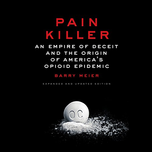 Pain Killer audiobook cover art