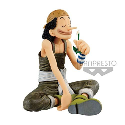 Figurine de collection One Piece Usopp World Figure Colosseum - 13 cm