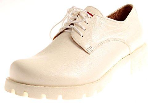 Think! Halbschuhe Sommer Schnürer Damenschuhe Sneaker Schuhe Leder 84060 86985 EU 39