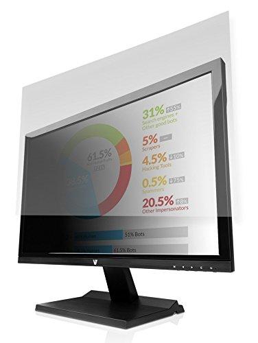 V7 inch meekijkfilter voor desktop en notebook schermen 16:9 16:9 20