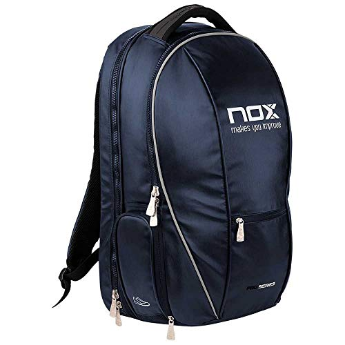 NOX Mochila Pro Series WPT Azul