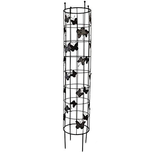 Grande obélisque Colonne Jardin 30x30x160 cm