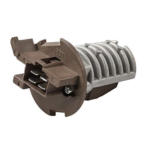 Rear A/C Blower Motor Resistor 79330-S3V-A51 Fit for 2003-2008 Honda Pilot | 2001-2006 Acura MDX Replaces JA1626 RU364 79330S3VA51 973-548 Blower Motor