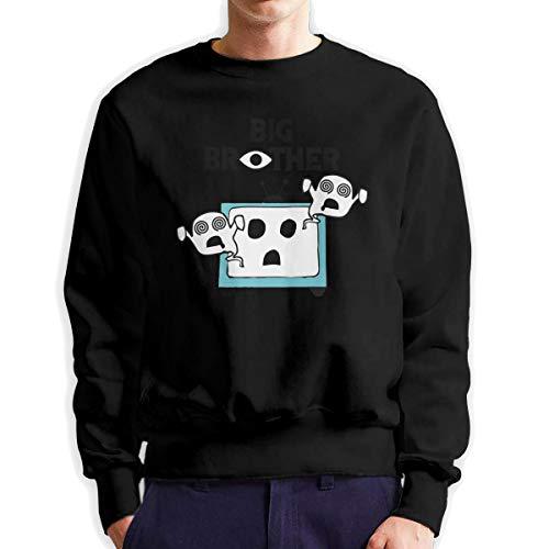 Sunwan Groot Broer Mouw Lange Shirt Top Tops Casual Sweatshirt Blouse Tee Shirts Tees Klassieke Crewneckpatchwork Korte tiener Grote Blouses