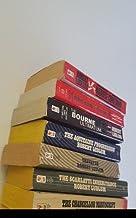 7 Volumes of MassMarket Robert Ludlum Novels: Arctic Event, Matarese Countdown, Bourne Ultimatum, Trevayne, Aquitaine Progression, Scarlatti Inheritance, Chancellor Manuscript