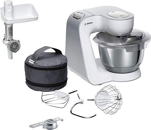 Bosch MUM5 CreationLine Universal-Küchenmaschine MUM58225 1000Watt 3,9L Schüssel
