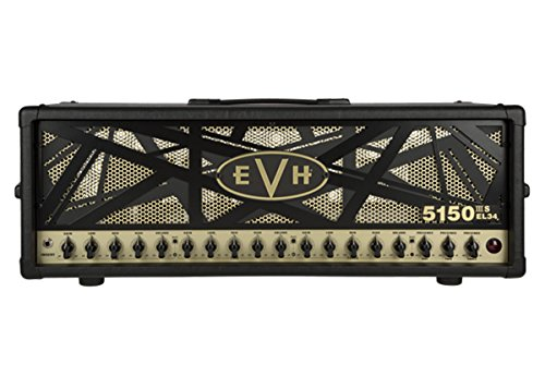 EVH 5150 III 100S EL34 100 Watt Tube Guitar Amplifier Head