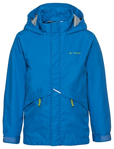 VAUDE Kinder Jacke Kids Escape Light Jacket III, Radiate Blue, 92, 409739460920