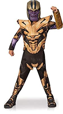 Rubie's Marvel Avengers: Endgame Child's Thanos Costume & Mask, Large from Rubie's
