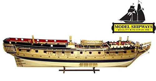 Model Shipways USF Confederacy 1778 1:64 Ship kit MS2262 SALE - Model Expo