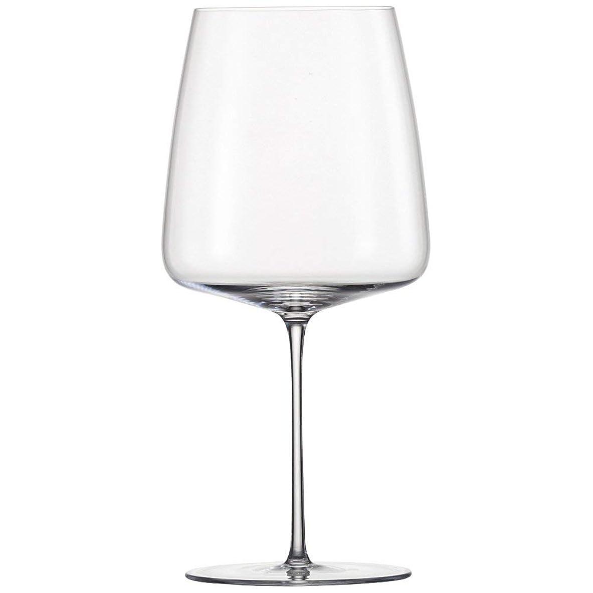 ダーツ推論履歴書ツヴィーゼル(ZWIESEL) シンプリファイ ワイングラス(まろやかでラグジュアリーなワイン)740cc ZW1369-119934