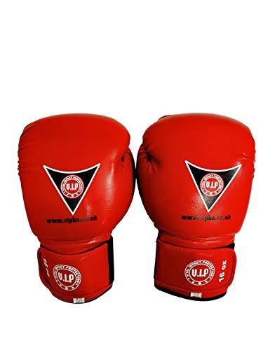 VIP Vital Impact Protection Honoris PU Guantes de Boxeo MMA Artes Marciales...