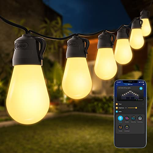 Decorative Outdoor String Lights available on Amazon