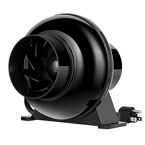 Our #2 Pick is the VIVOSUN 4-Inch 195 CFM Fan Vent Blower