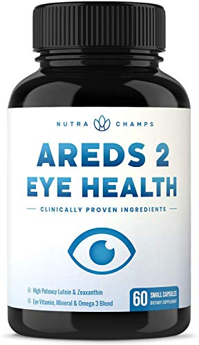 Eye Vitamins with Lutein and Zea...