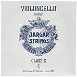 JARGAR Ce-CCM Cello Classic - Cuerdas para violonchelo (tamaño mediano, 1,71 mm)