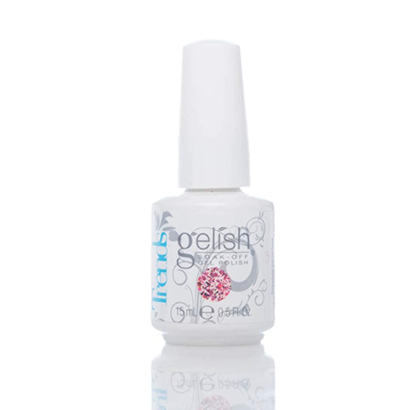 自伝意志好みHarmony Gelish Gel Polish - Stepsisters Rule! - 0.5oz / 15ml