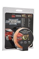 3M Scheinwerfer-Reparatur-Set für verblichene farblose