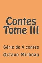 Contes Tome III: Serie de 4 contes: 8