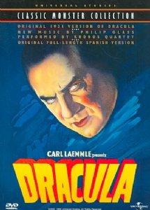 DVD Dracula (1931) Book
