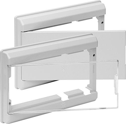 SOLERA 5213B Marco y Puerta para Caja de Distribución