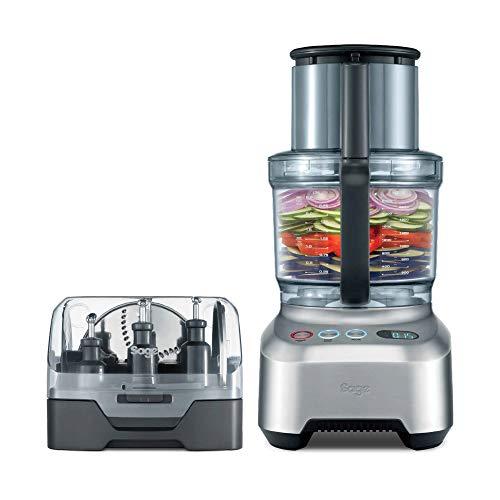 Sage BFP800UK the Kitchen Wizz Pro Food Processor, Silver