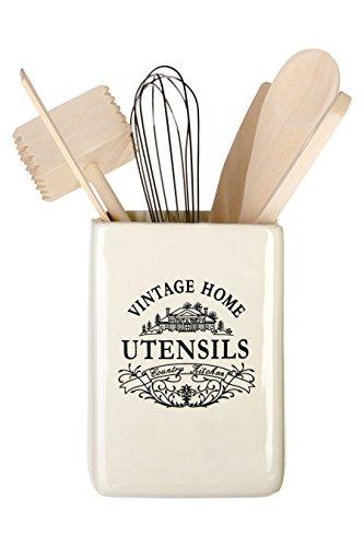 Premier Housewares Vintage Home Utensilienhalter