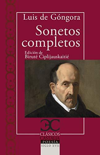 Sonetos completos (CLASICOS CASTALIA. C/C., Band 1)