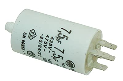 Candy Tumble Dryer Capacitor. Genuine Part Number 92215292