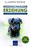 Riesenschnauzer Erziehung: Hundeerziehung für Deinen Riesenschnauzer Welpen