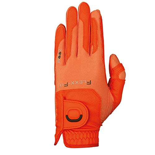 Big Max Zoom Weather Style Golfhandschuh Herren orange Linke Hand/Einheitsgröße