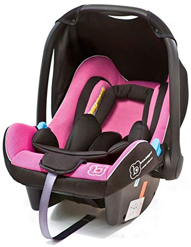 BabyGo Travel XP Babysafe Gr. 0+ bis 13kg pink