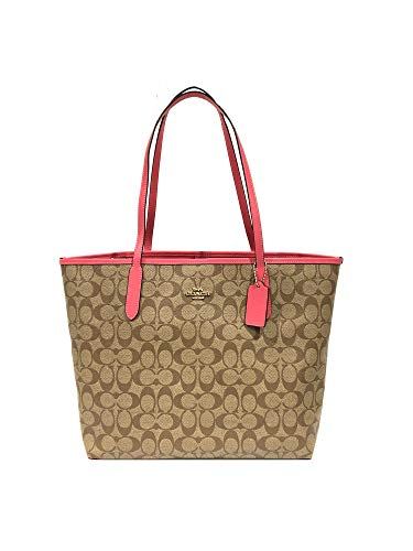 Coach Women's City Tote In Signatur…