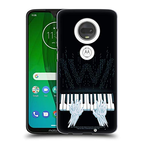 Head Case Designs Offizielle Westworld Piano Grafiken Harte Rueckseiten Huelle kompatibel mit Motorola Moto G7 / G7 Plus